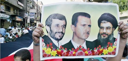 Iran Syria and Hizbullah