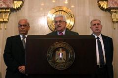 Abbas in Cairo