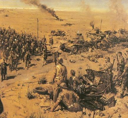 Surrender in Libya