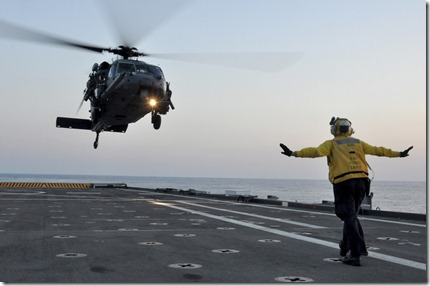 56th Rescue Squadron Flight Ops
