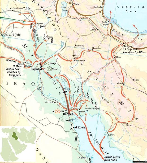 Tashji David 1941 Map_w_inset