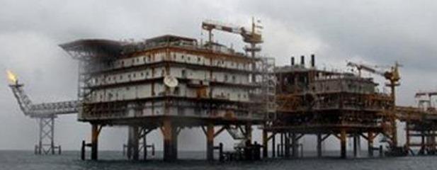 Iran Oil Field Operations