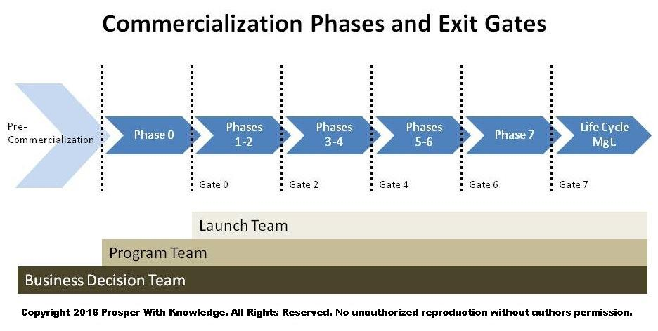 The innovators dementia pwk capital advisers for Commercialization roadmap