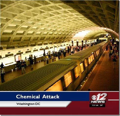 Washington DC Attack  - Channel 12 News Story - DTashji