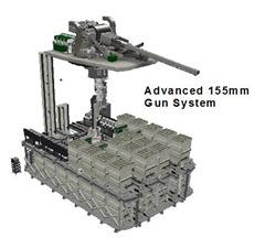AGS 155 Gun System
