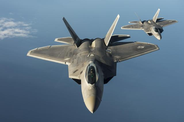 F-22s in Europe