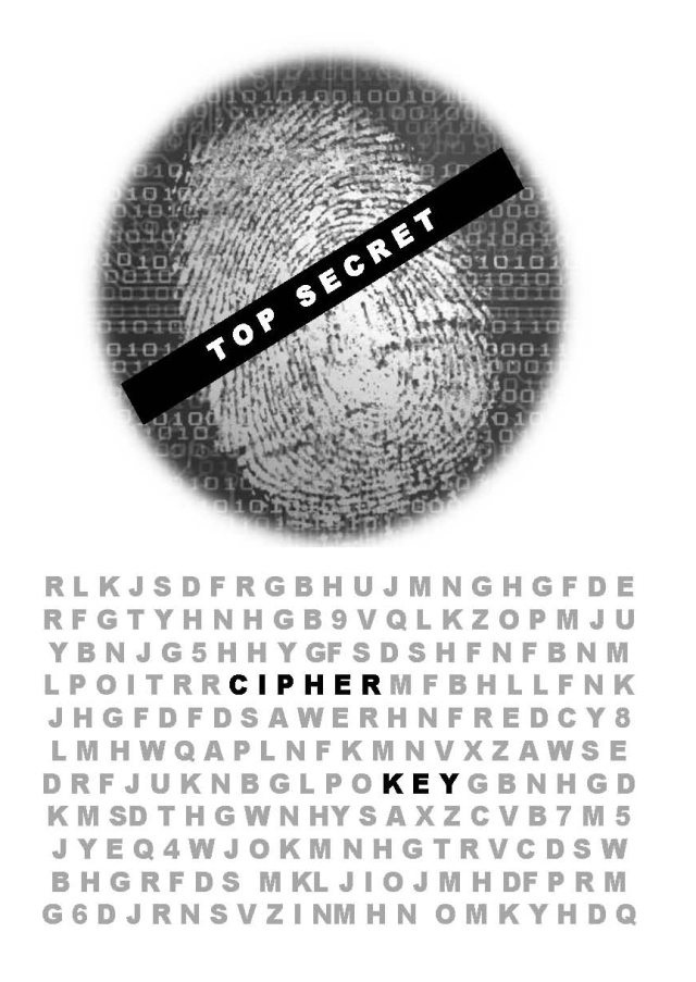 Cipher Key Book
